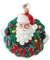 Christopher Radko Santa Stellar Figurine
