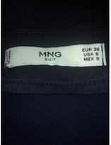 MANGO Blue Skirt for Women