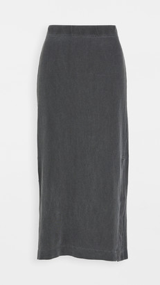 Wilt Long Slit Skirt