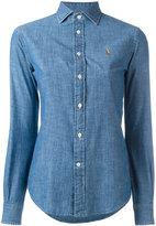Polo Ralph Lauren fitted denim shirt