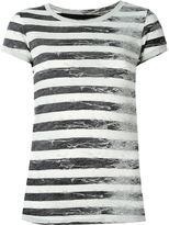 MM6 MAISON MARGIELA striped T-shirt