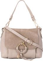 See by Chloe panel tassel shoulder bag