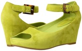 Johnston & Murphy Tricia Ankle Strap Women's Wedge Shoes