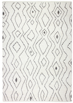 Bashian Rugs Elke Hand-Knotted Wool Moroccan Rug