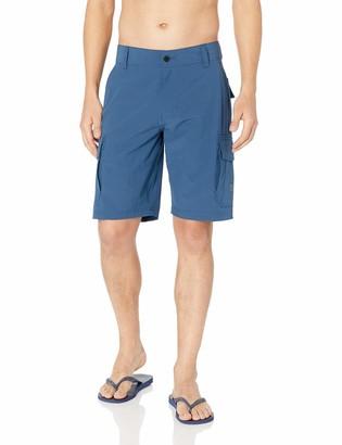 Affliction Men's Cruise Marine Shorts 34