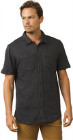 Prana Men's Gaines Button Front Short Sleeve Shirt