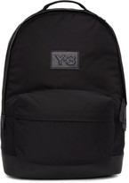 Y-3 Black Techlite Backpack