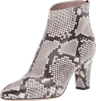 Sarah Jessica Parker Women's Minnie 75 Almond Toe Ankle Boot