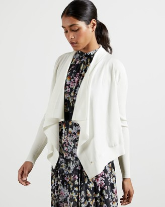 Ted Baker Waterfall Front Cardigan