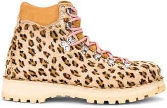 Diemme Roccia Vet Boot in Leopard Haircalf | FWRD