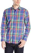 Robert Graham Men's Whoville Long Sleeve Woven Shirt