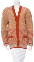 Chanel Paris-Dallas Cashmere & Silk-Blend Cardigan w/ Tags