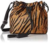 Loxwood Women's 3235fa Shoulder Bag Brown Size: One Size
