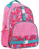 Stephen Joseph Princess All Over Print Backpack