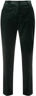 Aspesi Velvet Straight Leg Trousers
