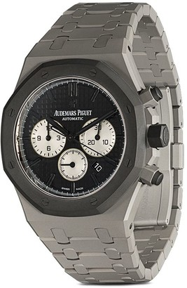 MAD Paris customised Audemars Piguet Royal Oak Chronograph watch