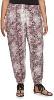 JLO by Jennifer Lopez Plus Size Soft Pants