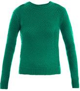 J.W.Anderson Waffle-knit sweater