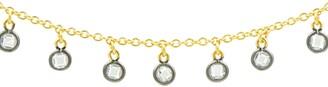 Freida Rothman Signature Charm Choker Necklace