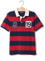 Gap Rugby short sleeve polo