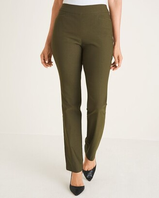 So Slimming Brigitte Slim Pants