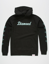 Diamond Supply Co. Diamond Script Boys Hoodie