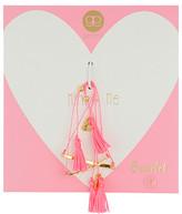 Gorjana Mini + Me Tassel Bracelet Set