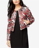 Rachel Roy Printed Quilted Jacket, Created for Macy's