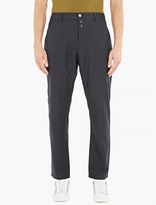 Oamc Navy Modified-Knee Wool Trousers