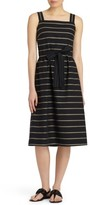 Lafayette 148 New York Women's Lorelei Vesterbro Stripe Dress