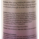 Aveeno Living Color Conditioner For Medium To Thick Hair