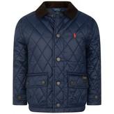 Ralph Lauren Ralph LaurenBoys Navy Quilted Barn Jacket