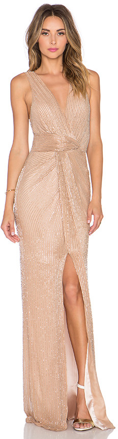 2e6127cacd8 Parker Blush Dress - ShopStyle