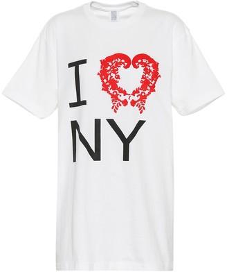 Rosie Assoulin Printed cotton T-shirt