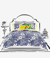 Kate Spade Oversized Floral Dobby Comforter Mini Set
