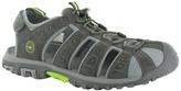 Hi Tec Charcoal Shore Sandals