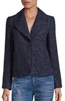 MICHAEL Michael Kors Tweed Blazer