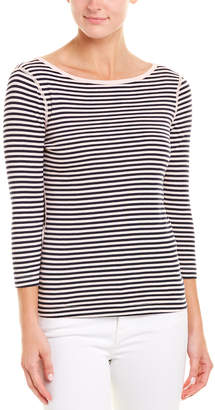Three Dots British Boatneck T-Shirt