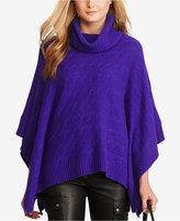 Polo Ralph Lauren Cable-Knit Poncho