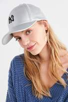 American Needle Tinman Metallic Silver Baseball Hat