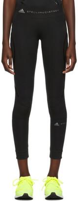 adidas by Stella McCartney Black Performance Essentials Tights