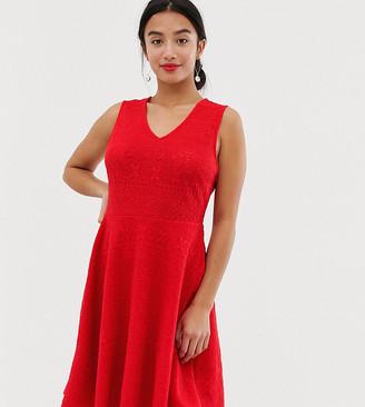 Y.A.S Caia sleeveless skater dress