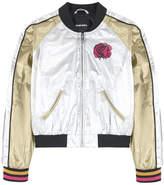 Diesel Bi-colored Teddy jacket
