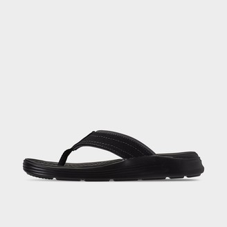 Skechers Men's Relaxed Fit: Sargo - Wolters Flip Flop Sandals