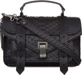 Proenza Schouler PS1 tiny python shoulder bag