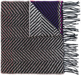 Paul Smith gradient scarf
