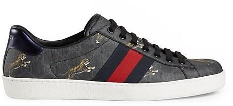 Gucci Tiger Men Shoes | Shop the world