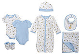 Starting Out Newborn 7-Piece Bear and Stars Set