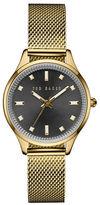 Ted Baker Zoe Dress Sport Analog Mesh Bracelet Watch