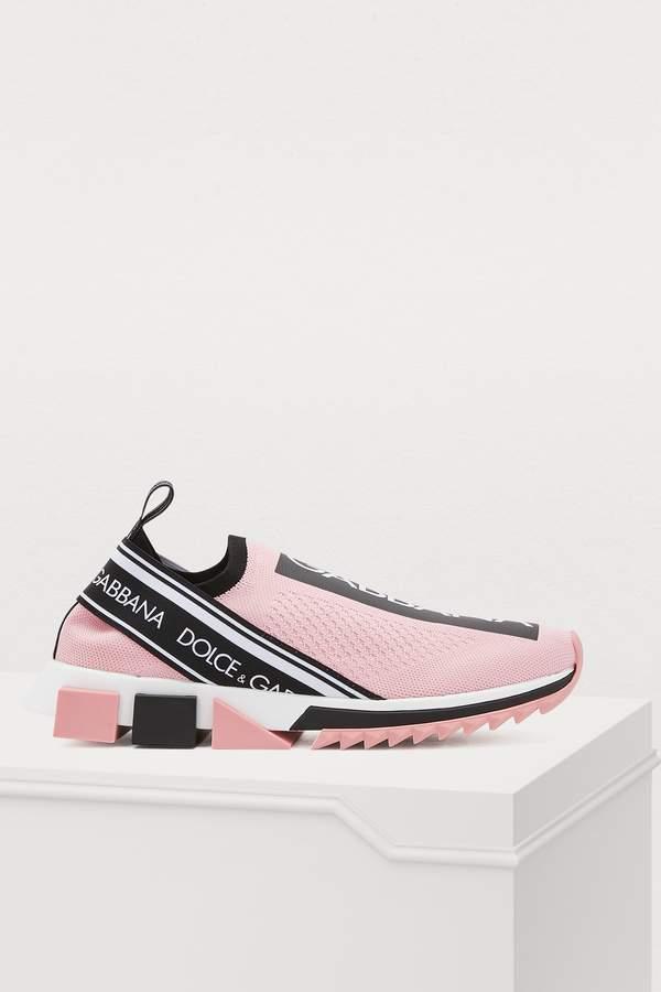 Dolce & Gabbana Logo running sneakers